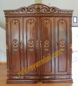 Almari Rahwana 4 Pintu