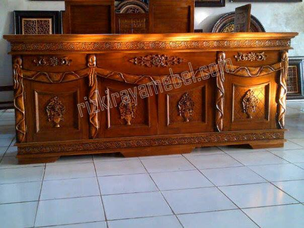 buffet davinci, buffet tv