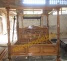 Dipan Tempat Tidur Kanopi Rahwana