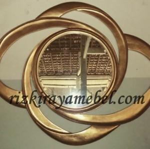 Cermin Model Cincin