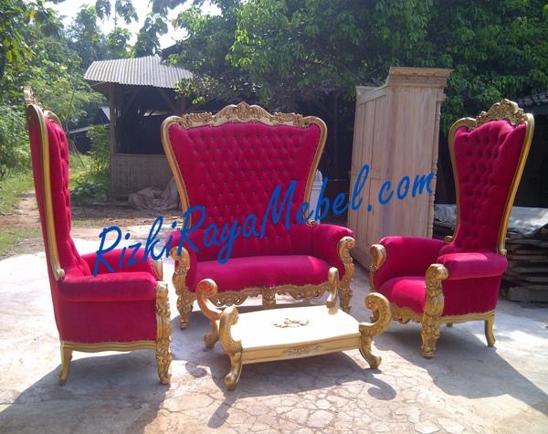 Kursi Sofa Princess