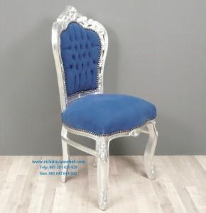 Luxury Blue Chair