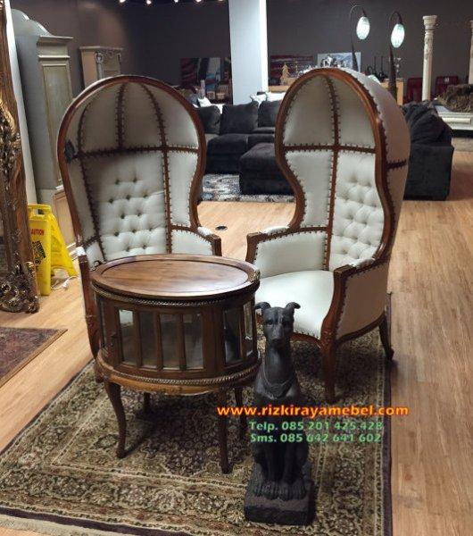 Set Kursi Sofa Kerudung Rizki Raya Mebel