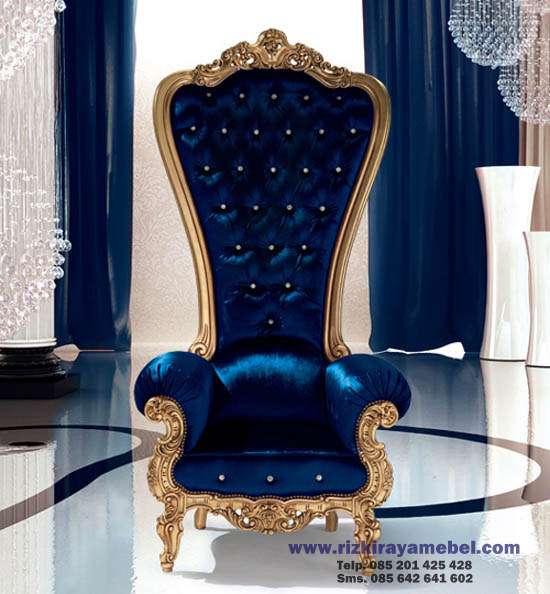 Sofa Deddy Corbuzier King Throne Rizki raya mebel