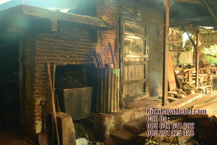 Pengering Kayu Furniture Jepara Rizki Raya Mebel