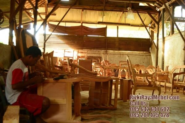 Furniture Jepara Berkualitas Rizki Raya Mebel