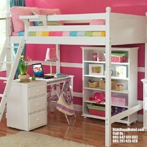 Set Tempat Tidur Anak Terbaru