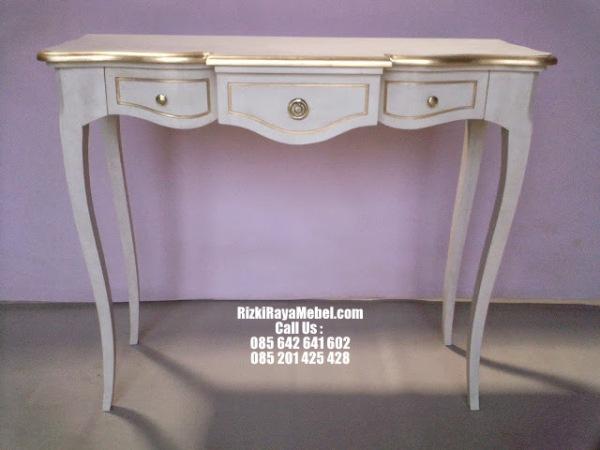 Vintage Console Table