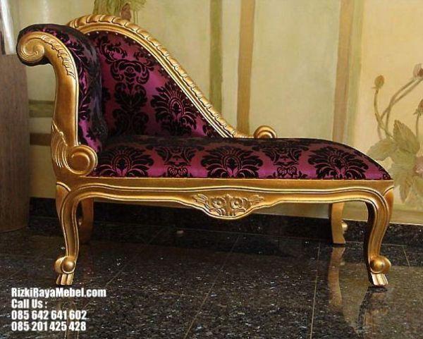 Sofa Single Minimalis Mewah
