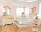 Kamar Set Tempat Tidur Anak Princess