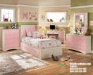 Set Ranjang Anak Perempuan Minimalis