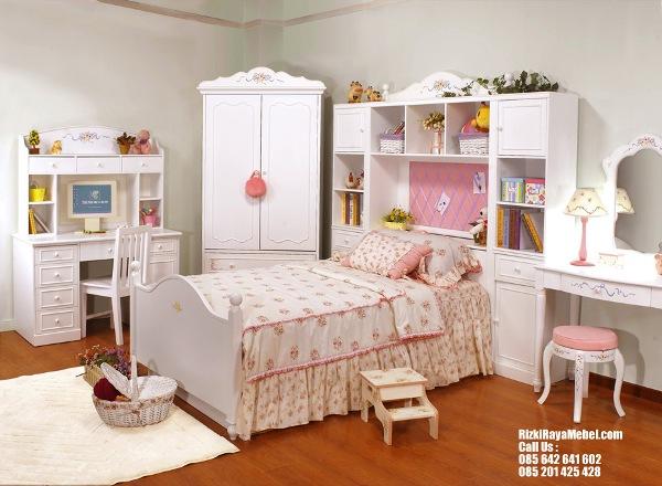 Set Tempat Tidur Anak Toddler