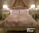 Set Tempat Tidur Ukir Minimalis Mewah
