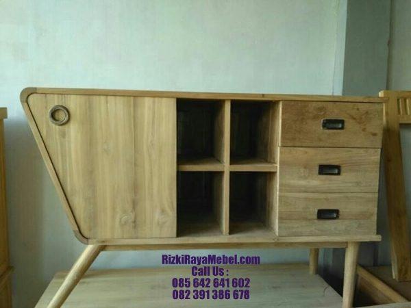 Meja Cabinet Drawer Model Vintage