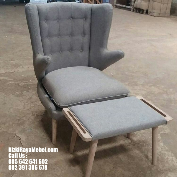 Modern Comfortable Lazy Chair