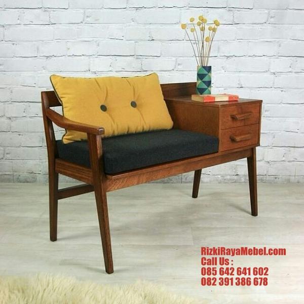 Sofa Telepon Modern Style Minimalis