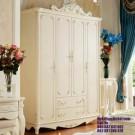 Lemari Pakaian 4 Pintu Italian Design