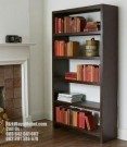 Private Library Bookshelf