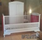 Desain Tempat Tidur Kamar Bayi