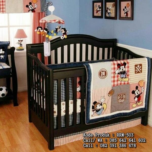 Tempat Tidur Anak Bayi Berkualitas RRM-503
