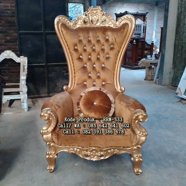 Kursi Sofa Mewah Ukiran Jepara