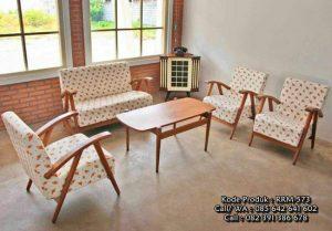 Set Kursi Tamu Klasik Sofa Modern Shabby