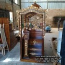 Model Mimbar Masjid Jepara Ukiran Jati
