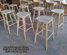 Kursi Cafe Bar Stool Tinggi Modern
