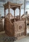 Model Mimbar Masjid Ukir Jepara Jati Terbaru