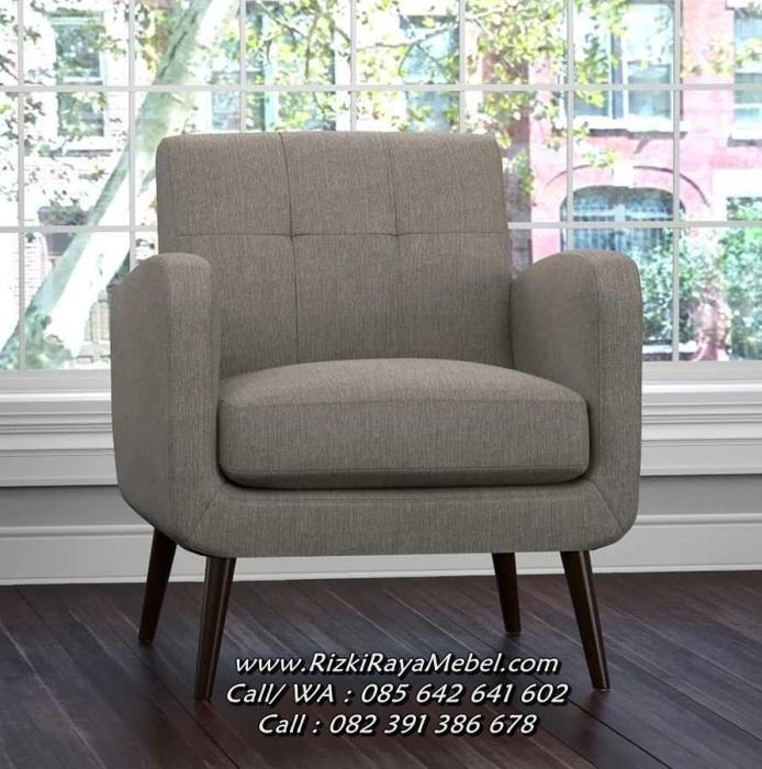 Kursi Sofa Minimalis Santai Modern Jepara