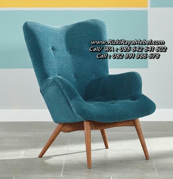 Kursi Sofa Santai Minimalis Terbaru Scandinavian